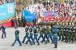 Звук марша солдат